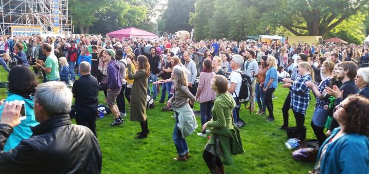 Freiburg stimmt ein 2016 > Der Stadtgarten tanzt (fs)